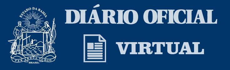 Acessar Diário Oficial Versão VIrtual