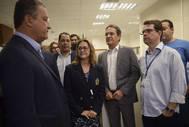 Rui Costa visitou o posto da Egba no SAC