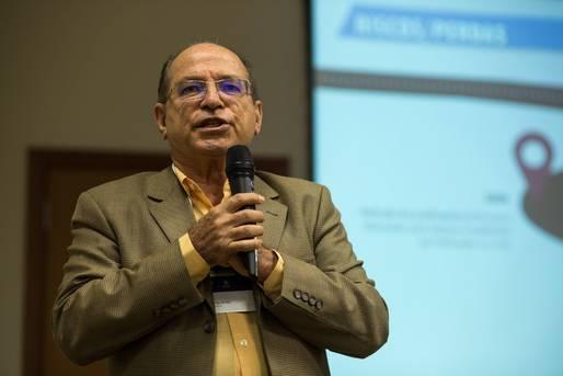 Diretor-geral da Egba, Roberto Britto
